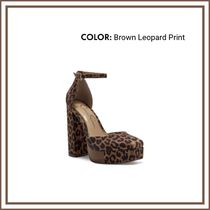 Jessica Simpson Casual Style Plain Office Style Elegant Style Pumps & Mules