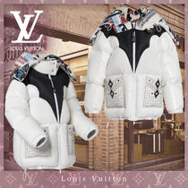 Louis Vuitton Casual Style Street Style Jackets