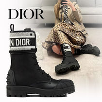 Christian Dior D-major ankle boot