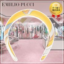 Emilio Pucci Costume Jewelry Casual Style Street Style Party Style