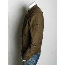 Abercrombie & Fitch Street Style Logo Bomber Jackets