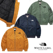 THE NORTH FACE Short Unisex Street Style Logo Down Jackets