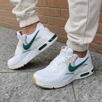 Nike AIR MAX Casual Style Unisex Street Style Plain Logo Low-Top Sneakers