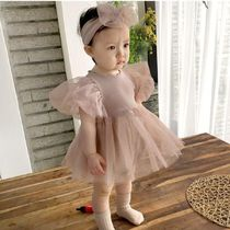 Blended Fabrics Co-ord Party Bridal Ceremony Baby Girl