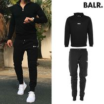 BALR Street Style Co-ord Matching Sets Sweats Two-Piece Sets
