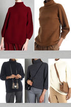 Diffusione Tessile Casual Style Wool Cashmere Plain Office Style Elegant Style