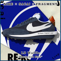 Nike Street Style Collaboration Plain Sneakers