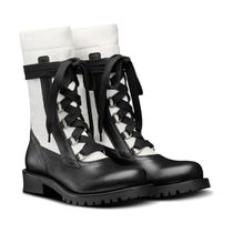 Christian Dior Diorland lace-up boot