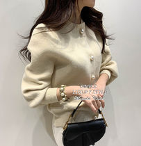Puff Sleeves Cardigans