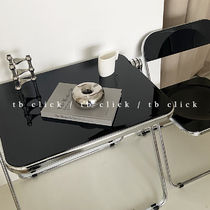 Clear Furniture Night Stands Home Desks Table & Chair