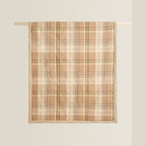 ZARA HOME Unisex Blended Fabrics Blankets & Quilts