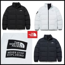 THE NORTH FACE SNOW CITY Unisex Street Style Logo Down Jackets