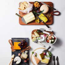 Crate & Barrel Studded Street Style Plates