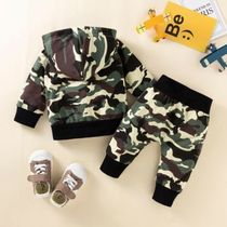 PatPat Co-ord Baby Boy Outerwear