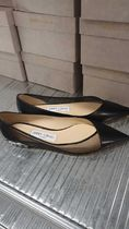 Jimmy Choo Casual Style Blended Fabrics Plain Leather Party Style