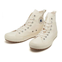 CONVERSE ALL STAR Star Platform Rubber Sole Casual Style Unisex Street Style