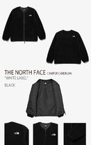 THE NORTH FACE WHITE LABEL Unisex Street Style Long Sleeves Plain Shearling Outdoor