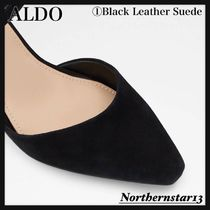 ALDO Casual Style Suede Plain Leather Party Style Office Style
