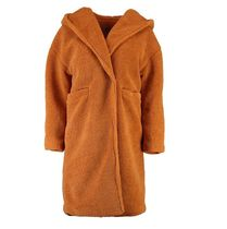 boohoo Casual Style Faux Fur Plain Medium Party Style Office Style