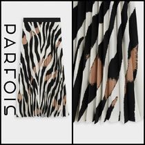 PARFOIS Leopard Patterns Casual Style Other Animal Patterns