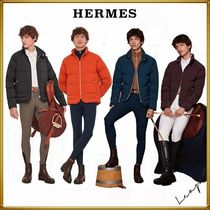 HERMES Down Jackets