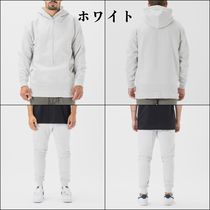 Ron Herman Unisex Street Style Oversized Co-ord Sweats Two-Piece Sets