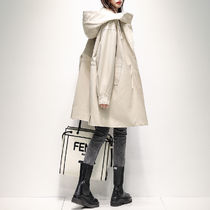 Casual Style Street Style Office Style Coats