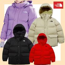 THE NORTH FACE SIERRA Street Style Kids Girl Outerwear