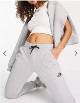 THE NORTH FACE Casual Style Sweat Street Style Logo Sweatpants