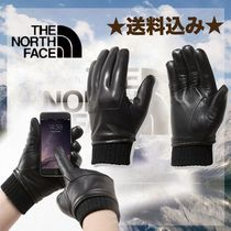 THE NORTH FACE Unisex Street Style Logo Gloves Gloves