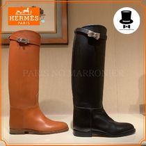 HERMES Kelly Jumping boot