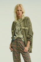Free People Casual Style Plain Jackets