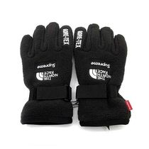 THE NORTH FACE Unisex Street Style Collaboration Logo Gloves Gloves