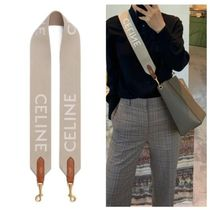 CELINE Casual Style Office Style Logo Bags