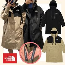 THE NORTH FACE MARTIS Casual Style Street Style Logo Coats