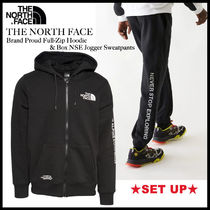 THE NORTH FACE Street Style Co-ord Two-Piece Sets
