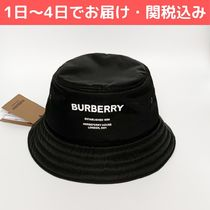 Burberry Unisex Bucket Hats Keychains & Bag Charms