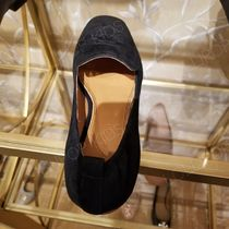 Tory Burch Suede Loafer & Moccasin Shoes