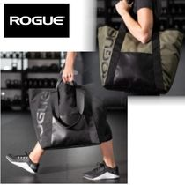 ROGUE Unisex Blended Fabrics Street Style Activewear Bags