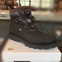 MONCLER Mountain Boots Blended Fabrics Outdoor Boots