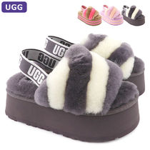 UGG Australia DISCO Casual Style Slippers Sandals