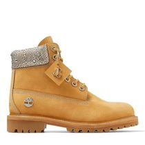 Jimmy Choo Mountain Boots Street Style Plain Leather Logo Outdoor Boots