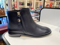 kate spade new york Suede Plain Leather Boots Boots