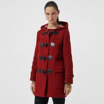 Burberry Casual Style Plain Medium Party Style Office Style