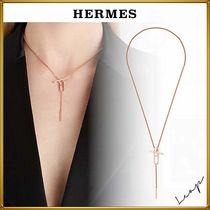 HERMES Chaine dAncre Ever chaine d'ancre pendant, small model