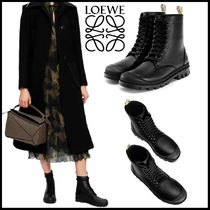 LOEWE Street Style Boots Boots