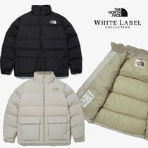 THE NORTH FACE Short Unisex Street Style Down Jackets