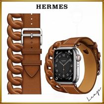 HERMES Band apple watch hermes double tour 41mmgourmette